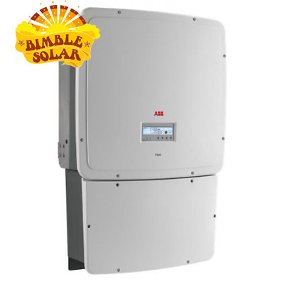 Used 3phase 20Kw Grid Inverter ABB TRIO-20.0-TL-OUTD-400