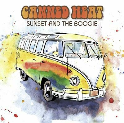 Canned Heat - Sunset And The Boogie - Vinile
