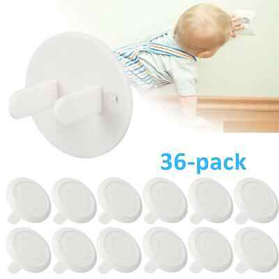 36-pack Safety Child Baby Proof Electric Outlet Power Socket Plastic Cover