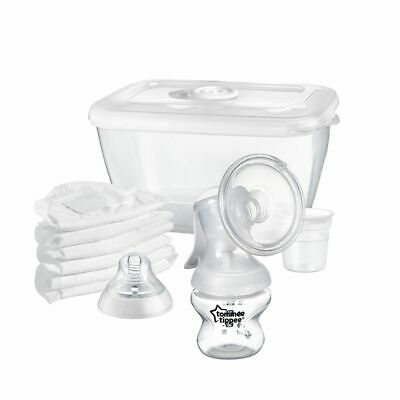 Tommee Tippee Closer To Nature Manual Quick and Discreet Portable Breast Pump