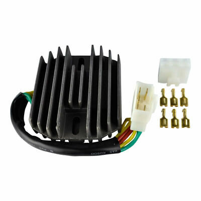 Motorcycle 1998 Suzuki VL 1500 Intruder RMSTATOR Voltage Regulator/Rectifier