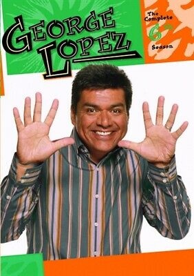 GEORGE LOPEZ COMPLETE 6TH SEASON 6 New Sealed 2 DVD Set