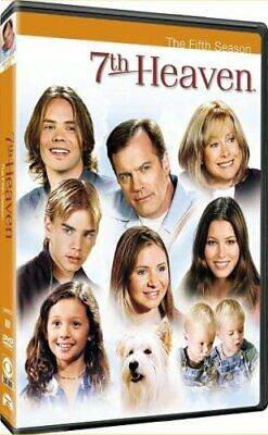 7TH HEAVEN COMPLETE SEASON 5 FIFTH New Sealed DVD