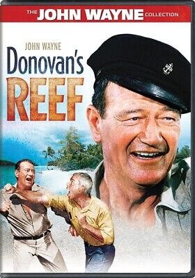 DONOVAN'S REEF New Sealed DVD The John Wayne Collection