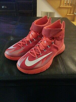 093d26d2653a NIKE HYPERREV 2014 Size 9 Zoom Basketball -  59.99
