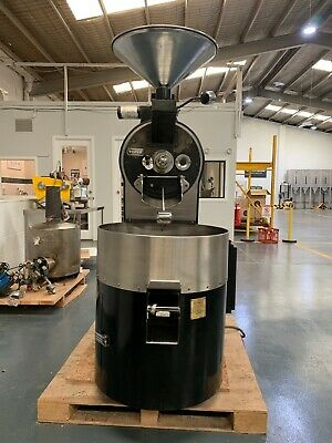 10Kg Toper Commercial Coffee Roaster