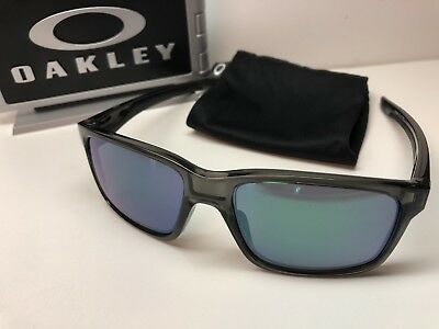 8a13fdce8d OAKLEY MAINLINK MEN Sunglasses Rectangular OO9264-04 Grey Smoke ...