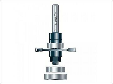 Trend 342 x 1/4 TCT Bearing Guided Biscuit Jointer 4.0 x 40mm TRE34214TC