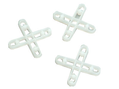 Vitrex Floor Tile Spacers 5mm Pack of 100 VIT102050