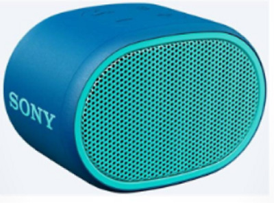 SONY SRSXB01 Extra Bass Portable Bluetooth Speaker Water-resistant