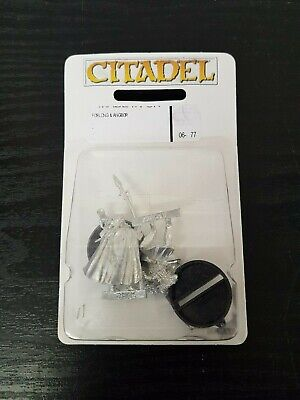Citadel Games Workshop Lord of the Rings Forlong the Fat and Angbor Metal