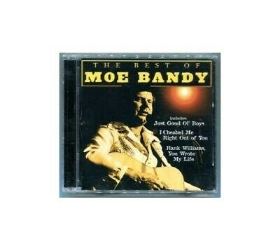 Moe Bandy - Best of Moe Bandy - Moe Bandy CD TYVG The Fast Free Shipping