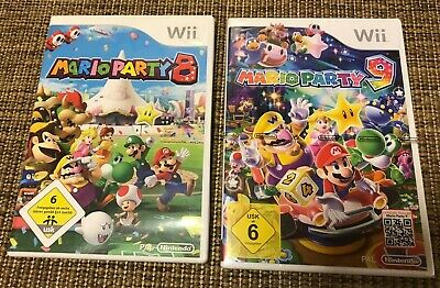Mario Party 8  und 9  Nintendo Selects (Nintendo Wii)