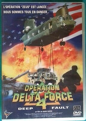 OPERATION DELTA FORCE 4 (DVD NICHT musikalisch)   Ref 0254