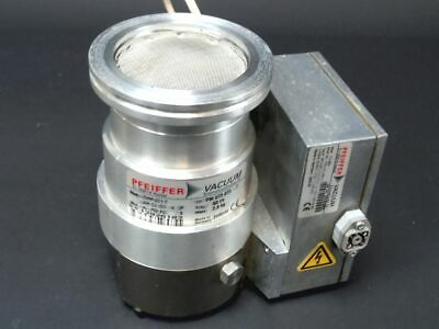 Pfeiffer TMH 071 P (120h) DN 63 ISO-K Tested and Working Turbo Pump with TC600