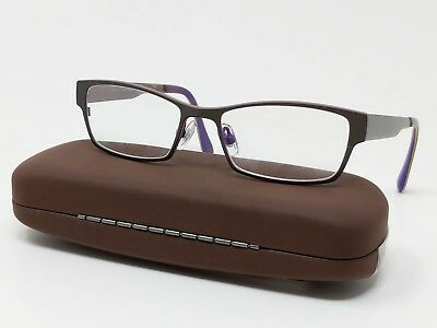 5cf1cd79da8 Prodesign Denmark Eyeglass Frames 1393 c.6521 Gray Purple Full Rim 50  16