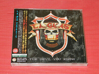 2019 L. A. GUNS THE DEVIL YOU KNOW  with Bonus Tracks  JAPAN CD