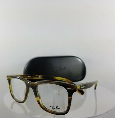 cdcd3bf61df6c Brand New Authentic Ray Ban RB 5317 Eyeglasses RB 5317 5385 Olive Green  Frame