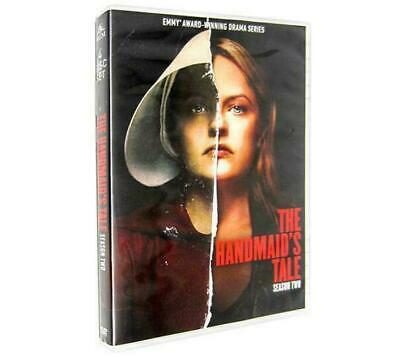 The Handmaid's Tale, Season Two 2018, TV Series DVD, NEW SEALED, US Seller