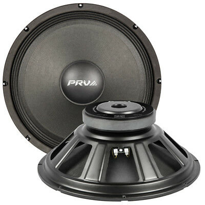 "PRV AUDIO 15W700 15"" PRO AUDIO High Power Replacement PA WOOFER 700 Watt 8-OHMS"