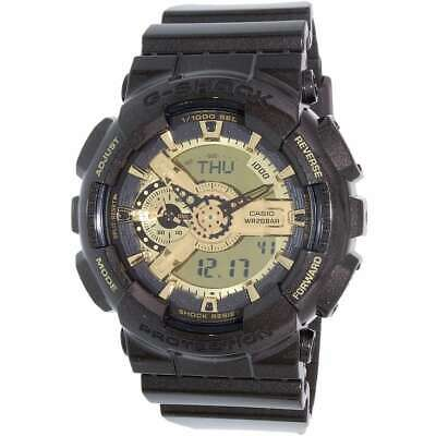 Casio Men's G-Shock  Black Resin Quartz Watch