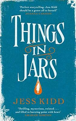 Things in Jars by Kidd, Jess Book The Cheap Fast Free Post