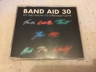 Band Aid 30, Do They Know It's Christmas 2014 CD Single