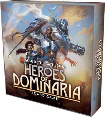 Magic The Gathering � Heroes Of Dominaria Board Game