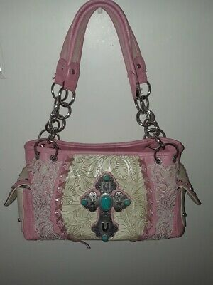 Pre-Owned Never Used  Montana West Ladies Hand Bag