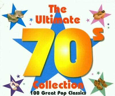 Various Artists - The Ultimate 70's Collection - Various Artists CD 7FVG The