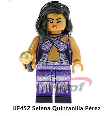 1e089bb9da8 SELENA QUINTANILLA PURPLE Jumpsuit Inspired Costume (Read ...