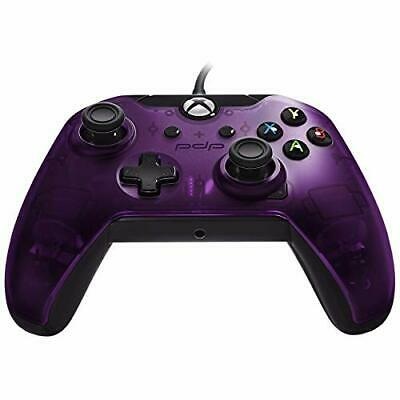 PDP Wired Controller Purple for Xbox One NEW
