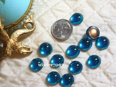 (371)*Costume Makers Sellout*Flat Back Rhinestones*Jade*Round*New!*
