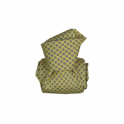 Cravate luxe soie  - Jaune -