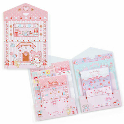 Hot Glue Sticks Sanrio My Melody House Type Sticky Note Memo 667021n Business & Industrial