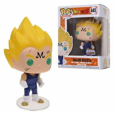 Funko POP!Animation - Dragon Ball Z Majin Vegeta #445 Vinyl Action Figure IN BOX