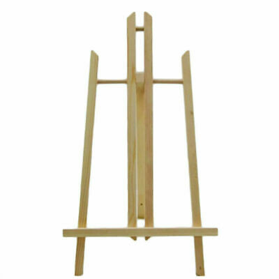 40cm Natural Wood Easel Artist Art Display Painting Shop Tripod Stand Drawing AU