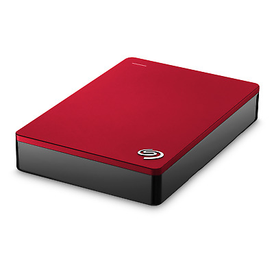 Seagate Backup Plus Portable USB3.0 - 5TB 2.5Zoll Rot