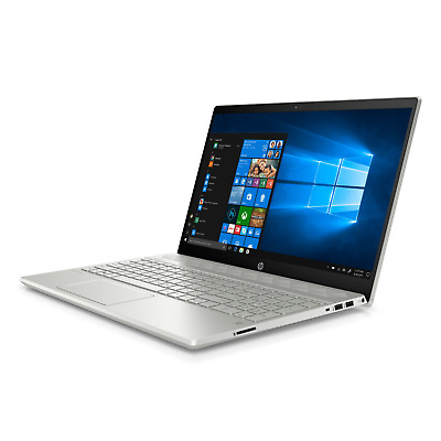 HP Pavilion 15-cs0403ng silber Notebook i3-8130U Full HD Optane Windows 10
