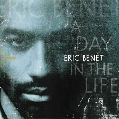 ERIC BENET a day in the life (CD, Album) RnB/Swing, Soul, very good condition,
