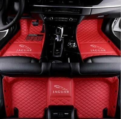Suitable For Jaguar-F-Pace F-TypeXEXFXJXJLXK Car floor mats 7 colors
