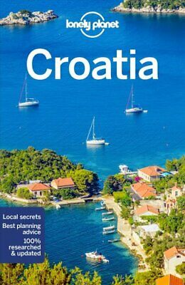 Lonely Planet Croatia by Lonely Planet 9781786578051 (Paperback, 2019)