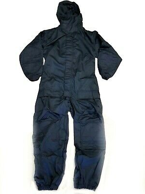 SAS  Black Coverall - Assault Suit - Special Forces - British Army - NEW - C21
