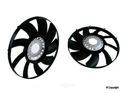 Engine Cooling Fan Blade-Behr WD Express 118 06061 036