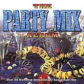 The  Mix Album: Over 80 Non-Stop Sensationally Sequenced Hits, Various Artists,