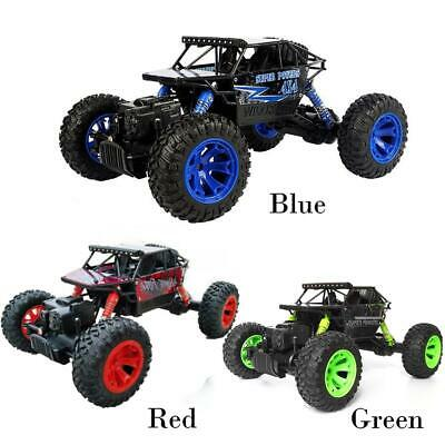 Remote Control Off-Road Car Racing Vehicle Truck RC Buggy Rock Crawler 2.4GHZ