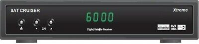 Very Powerful Free To Air Satcruiser Xtreme Digital Receiver TOP of the LINE !