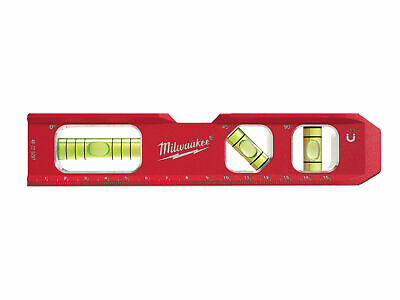 Milwaukee Hand Tools Billet Magnetic Torpedo Level