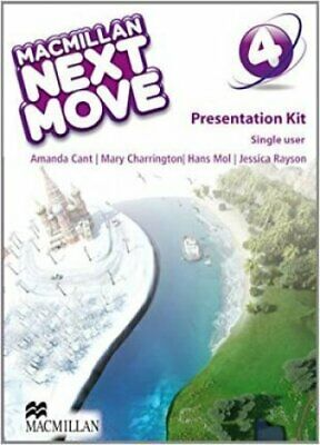 Macmillan Next Move Level 4 Presentation Kit by Amanda Cant 9780230466579