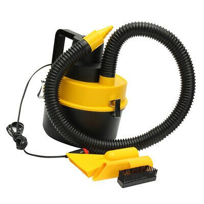 Car Vacuum Cleaner Duster Handheld Wet And Dry Suction Hand Portable 12V DC